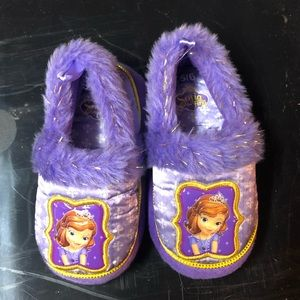 Other - Sophia the First Slippers